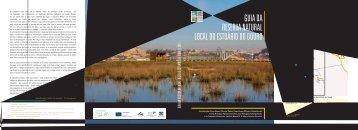 rio estuário mar - Parque Biológico de Gaia