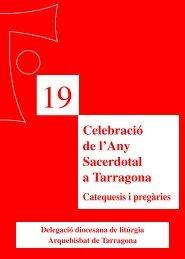 Núm.: 19 Celebració de l´any Sacerdotal a Tarragona