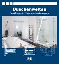 Duschenwelt 2012 (PDF 52.3 MB) - Pauli