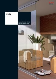 Dorma BSW