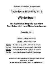 Englisch-Deutsch Teil 2 a - Deutsch-Englisch-Französisch ...
