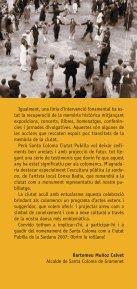 La sardana - Ajuntament de Santa Coloma de Gramenet - Page 3