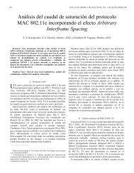 Análisis del caudal de saturación del protocolo MAC 802.11e ...