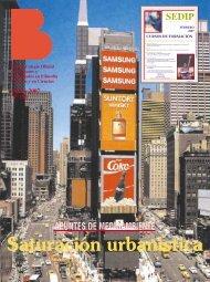 Saturación urbanística - Colegio de Doctores y Licenciados