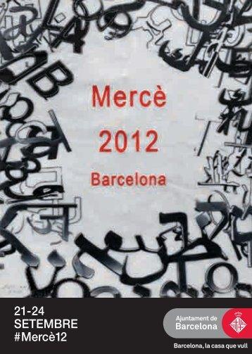 Programa 15x21 Merce2012 6set.indd - Ajuntament de Barcelona