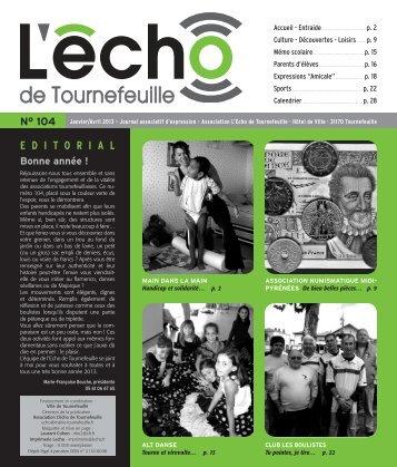 Téléchargez en PDF - Ville de Tournefeuille