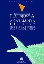 La pesca a Catalunya el 1722 segons un manuscrit de Joan Salvador