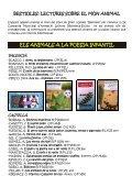LLIBRE INFORMATIU: ELS ANIMALS - Page 2