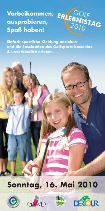 Flyer 2 - Golf- und Landclub Haghof