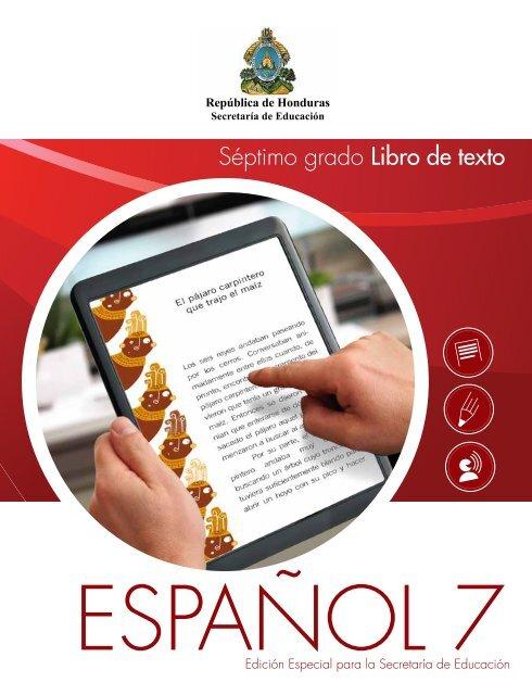 espiral radioactividad Cortar  Libro de Texto Español 7 (Alumno) - Secretaría de Educación