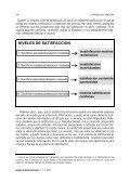 LA SATISFACCIÓN DEL USUARIO: UN CONCEPTO EN ALZA. - Page 4