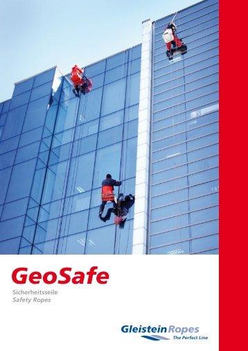 Download Gleistein Ropes GeoSafe-Katalog
