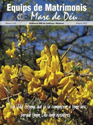 109.qxd:Maquetación 1 - Equips de Matrimonis de la Mare de Déu ...