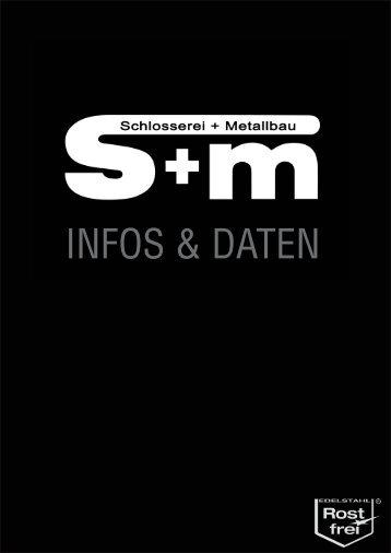 INFOS & DATEN - Geschwinde Schlosserei und Metallbau