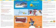 Ski-, Snowboard- & Kinderskischule - Du-Familotel Krone
