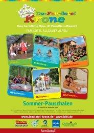 Sommer-Pauschalen 2010:layout 1 - Du-Familotel Krone
