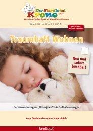 """Ferienwohnungen """"Unterjoch"""" für Selbstversorger - Du-Familotel ..."""