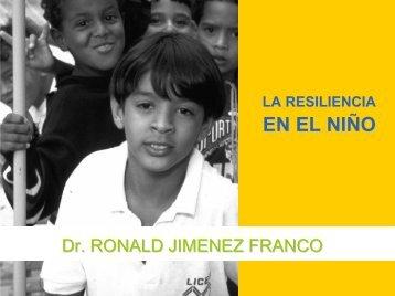 La resiliencia en el Niño - Galeno Red