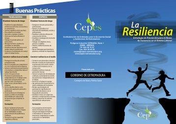 La Resiliencia - Cepes Extremadura