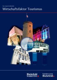 Download auf der www.bielefeld-marketing.de - Bielefeld Marketing ...
