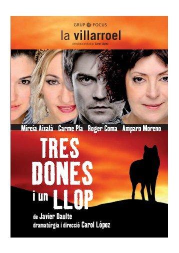 Tres dones i un llop - Grup Focus