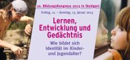 Anmeldung zum 10. BildungsKongress 2013 in Stuttgart