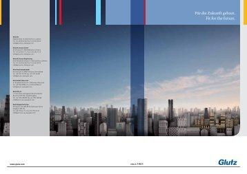 Firmenportrait (PDF) - Glutz