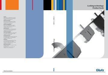 Locking technology Product book - Glutz