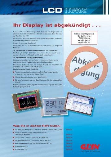 LCD news 06.indd - Glyn