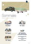 2012 Caravanes pliantes - De Vouwwagenspecialist - Page 3