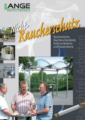 """Download Prospekt """"Nichtraucherschutz"""""""