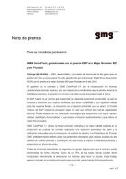 Download as PDF document - GMG Color