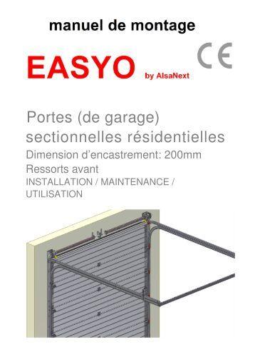 notice technique automatisme pp60 pour porte wayne. Black Bedroom Furniture Sets. Home Design Ideas