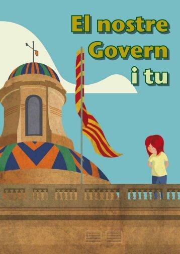 El nostre Govern i tu - Generalitat de Catalunya