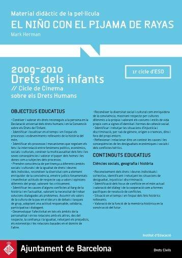 Drets dels infants