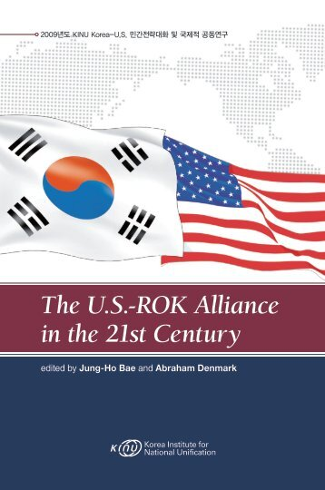 The U.S.-ROK Alliance in the 21st Century - Center for a New ...
