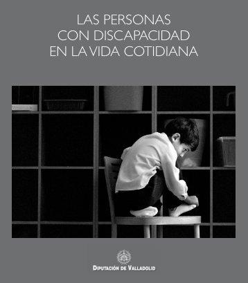 las personas con discapacidad en la vida cotidiana - Universidad de ...
