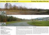 Seraing -‐ Belgium -‐ europan 12 Seraing: The valley of the Lize