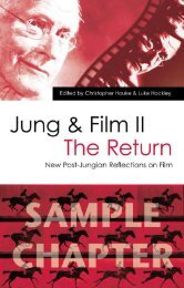 Jung and Film II: The Return - Further Post-Jungian ... - Routledge