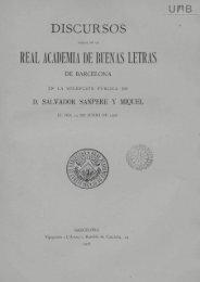 REAL ACADEMIA DE BUENAS LETRAS