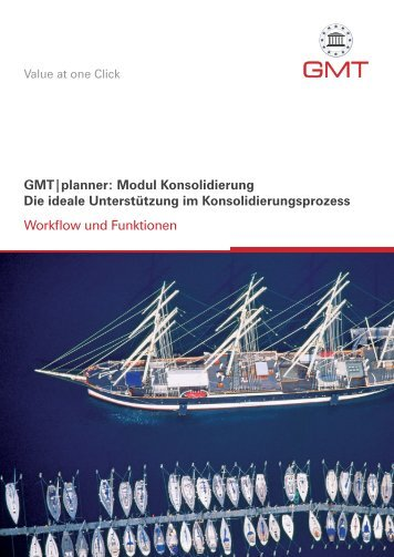 Konsolidierung (PDF) - Global Market Touch Research & Consulting ...