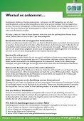 Tipps & Tricks für den Messebesuch - GMW ... - Seite 2