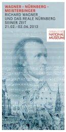 Erfahren Sie mehr (PDF) - Germanisches Nationalmuseum