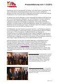Pressemitteilung vom eilung vom 1.10.2012 - Gesellschaft im ... - Page 2
