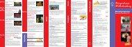 Info / K o n takt Monats programm November/Dezember 2011 ...