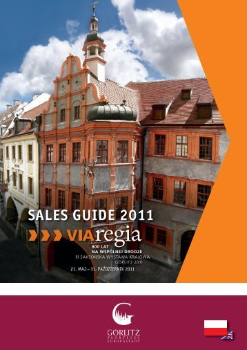 SALES GUIDE 2011 - Görlitz