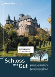 Schloss Berlepsch und Gut Hübenthal