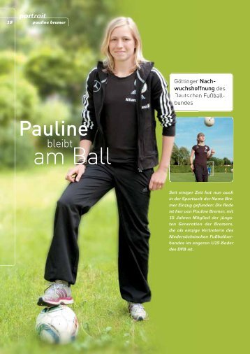 Pauline Bremer
