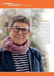 Mitarbeiter Angelika Weidele - Göttinger Sport und Freizeit GmbH ...