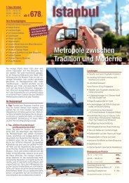 Istanbul - Anton Götten Reisen